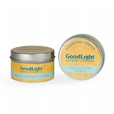 GoodLight Natural Candles Eucalyptus Citrus Candle, 6 oz.