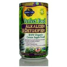 Garden of Life Perfect Food Alkalizer and Detoxifier, 10 oz.