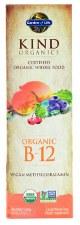 Garden of Life Mykind Organics Vegan B-12 Spray, 2 oz.