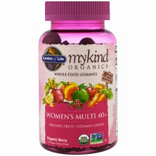 Garden of Life Women's Multi 40+, 120 gummies