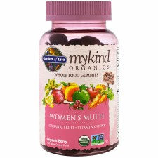 Garden of Life Women's Multi Gummy, 120 gummies