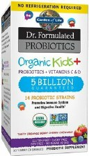 Garden of Life Dr. Formulated Probiotic Kids Chews, 30 count