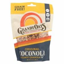 Grandy Oats Original Granola Coconola, 9 oz.
