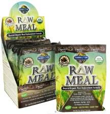 Garden of Life Raw Meal Chocolate, 87 grams