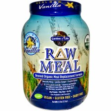 Garden of Life Raw Meal Vanilla, 2.5 lb.
