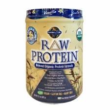 Garden of Life Organic Raw Protien Vanilla, 631 grams
