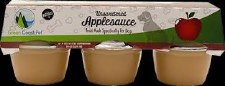 Green Coast Pet Unsweetened Applesauce for Dogs, 6 pack