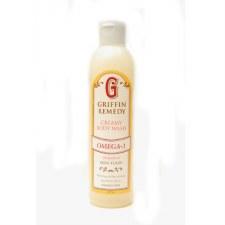 Griffin Remedy Grapefruit Omega-3 Creamy Body Wash, 8 oz.