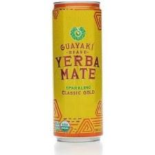 Guayaki Yerba Mate Sparkling Drink, 12 oz.