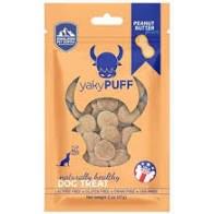 Himalayan Pet Supply Peanut Butter Yaky Puff Dog Treats, 2 oz.