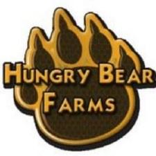 Hungry Bear Farms Blueberry Creamed Honey, 16 oz.