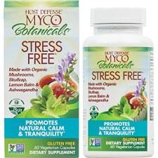 Fungi Perfecti Host Defense Stress Free, 60 vegetarian capsules