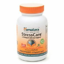 Himalaya Herbal Healthcare StressCare, 120 vegetarian capsules