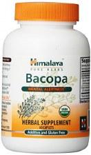 Himalaya Herbal Healthcare Bacopa, 60 vegetarian capsules