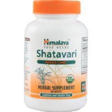 Himalaya Herbal Healthcare Shatavari, 60 vegetarian capsules