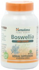 Himalaya Herbal Healthcare Boswellia, 60 caplets