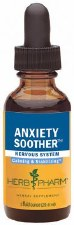 Herb Pharm Anxiety Soother, 1 oz.