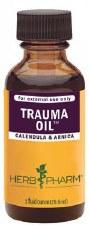 Herb Pharm Trauma Oil Compound 1 oz