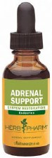Herb Pharm Adrenal Support Herbal Supplement, 1 oz.