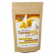 North American Herb & Spice TurmaMilk Golden Milk Mix, 5.5 oz.