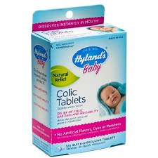 Hyland's Baby Colic Tablets, 125 tablets