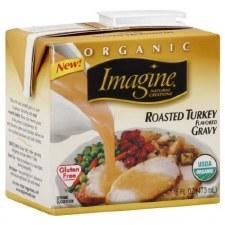 Imagine Foods Organic Roasted Turkey Flavored Gravy, 13.5 oz.