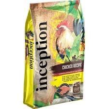 Inception Chicken Dry Dog Food, 4 lb.