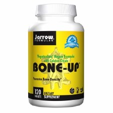 Jarrow Formulas Bone-Up Vegetarian/Vegan Formula, 120 tablets