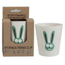Jack N Jill Bunny Cup, 1 count