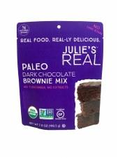 Julie's Real Paleo Dark Chocolate Brownie Mix, 7 oz.