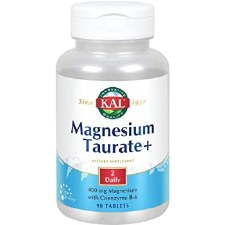 KAL Magnesium Taurate+, 90 tablets