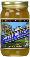 Lundberg Sweet Dreams Organic Brown Rice Syrup, 21 oz.