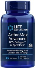 Life Extension AnthroMax Advanced NT2 Collagen & ApresFlex, 60 capsules