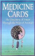 Medicine Tarot Cards, by Jamie Sams & David Carson