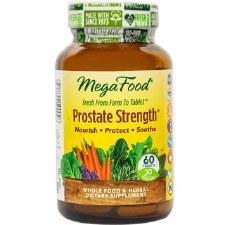 MegaFood Prostate Strength, 60 tablets