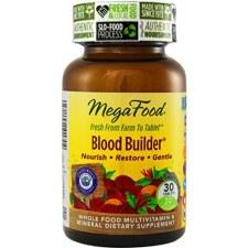 MegaFood Blood Builder, 30 tablets