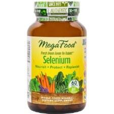 MegaFood Selenium, 60 tablets