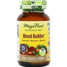 MegaFood Blood Builder, 90 tablets