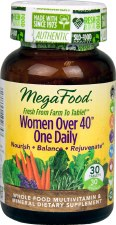 MegaFood Women Over 40 One Daily, 30 tablets