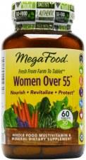 MegaFood Women Over 55, 60 tablets