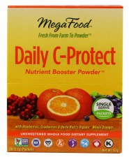 MegaFood Daily C-Protect, 30 packets
