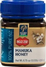 Manuka Honey MGO 250, 8.75 oz.