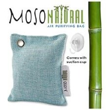 Moso Natural Air Purifying Bag For the Refrigerator, 75g