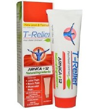 T-Relief Arnica + 12 Natural Ingredients Pain Relief Ointment, 3.53 oz.