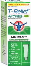 T-Relief Mobiity Arthritis Pain Relief Ointment, 1.76 oz.