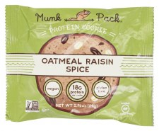 Munk Pack Oatmeal Raisin Spice Protein Cookie, 2.96 oz.