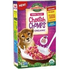 EnviroKidz Organic Berry Blast Cheetah Chomps, 10 oz.