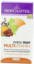 New Chapter Every Man Advanced Multi, 120 tablets