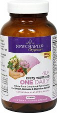 New Chapter 40+ Every Woman's One Daily Multi, 72 tablets
