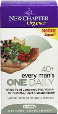 New Chapter 40+ Every Man's One Daily Multi, 72 tablets